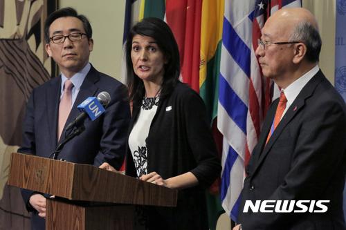 """백악관 """"북한·이란 위협 대비 美MD 강화…한일 핵무장은 불필요"""""""