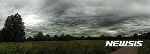 국제구름도감에 30년만에 새 구름 추가…'아스페리타스'