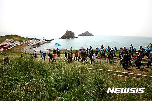 관광공사, 강릉 해파랑길 걷기여행 축제