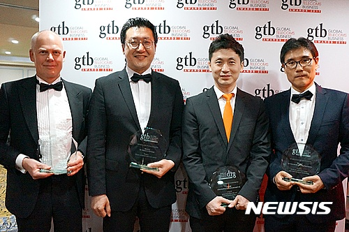 SKT 네트워크 기술, 글로벌 통신·IT 어워드 잇따라 수상