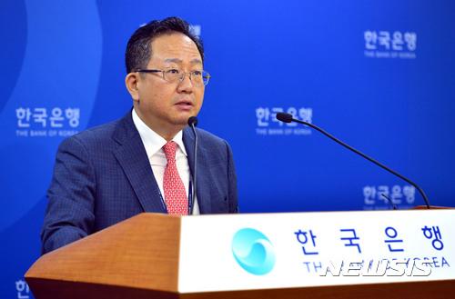 한국은행, 2017년 5월 국제수지(잠정) 기자설명회