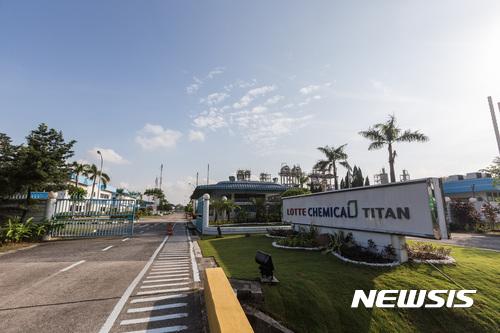 롯데케미칼 타이탄, 말레이시아서 상장…'4조원 규모'