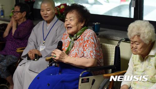 [종합]정치권, 김군자 할머니 별세 일제 애도···한일 위안부 합의 '온도차'