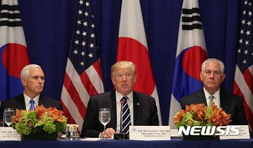 """중 외교부, """"중국정부가 북한 은행과의 거래중지를 명령했다는 트럼프의 말 사실과 달라"""""""