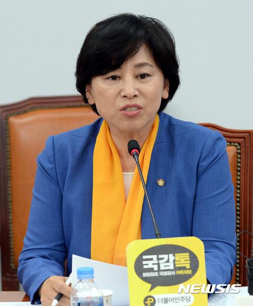 """남인순 """"국립중앙의료원, 부당·편법채용으로 감사원 경고"""""""