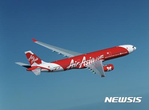 에어아시아 항공기, 기술 문제로 6.7km 급하강...결국 회항