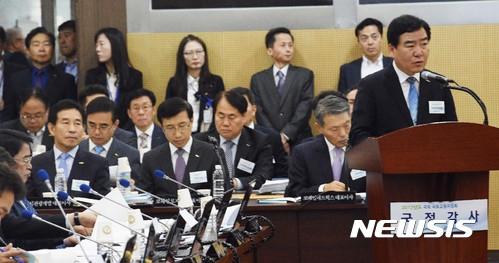인사말하는 유재영 한국철도공사 사장 직무대행