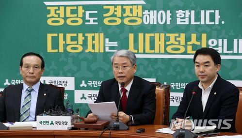 """김동철 """"MB, 후안무치한 변명과 적반하장"""""""