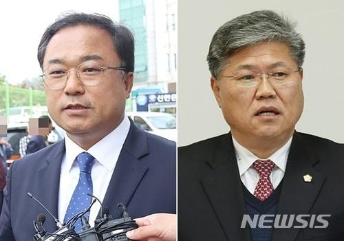 """권석창·김정문 """"대법원까지 간다""""…나란히 상고"""