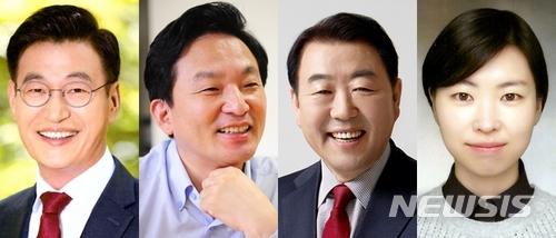 제주지사 여론조사, 민주당 문대림 42.4% vs 원희룡 29.4%