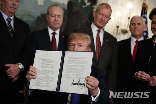 미 재무부, 中의 첨단업종 투자 제한하는 비상법 검토