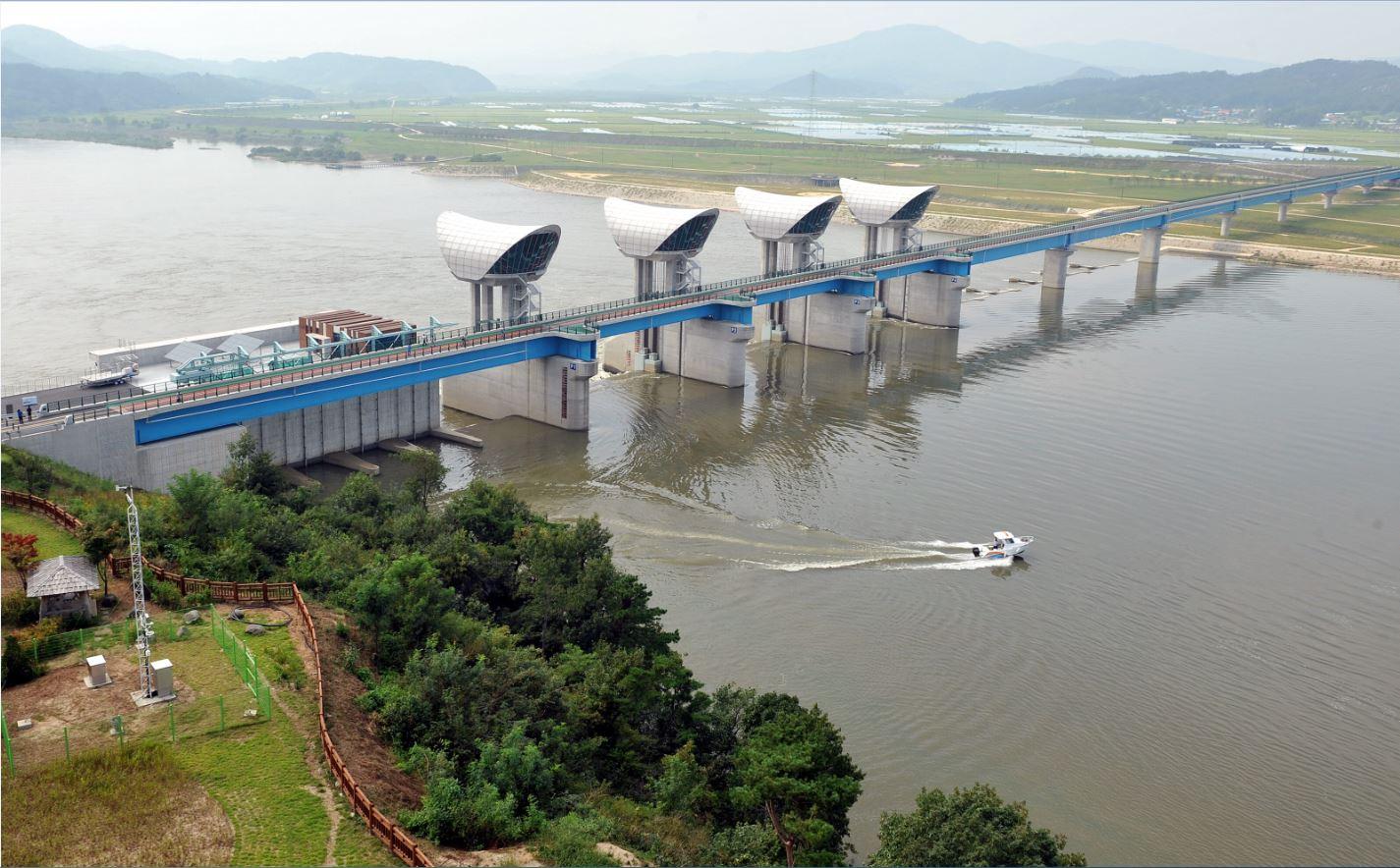 5조 4600억원 규모의 4대강 예산 국회 통과