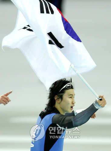 2006년 토리노 동메달 당시 이강석