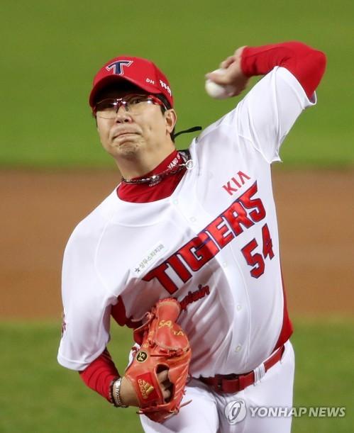 MLB 챌린지 양현종의 '해적'유니폼 … 피츠버그로 갈 가능성