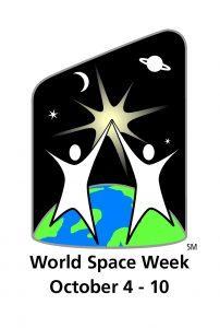 세계우주주간 로고