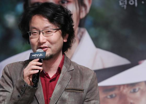 정윤철 감독.