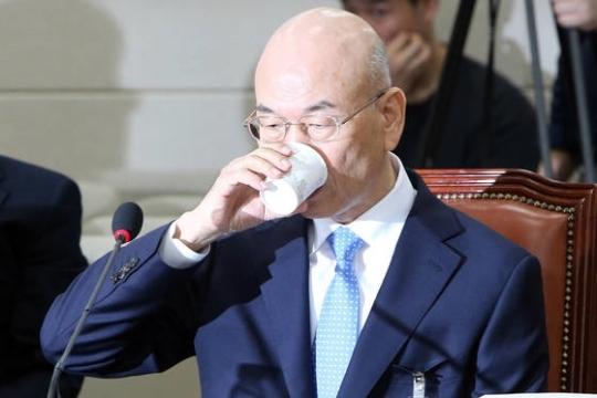 이효성 방송통신위원장. 조문규 기자