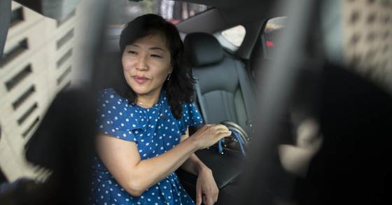 자진 사퇴를 선언한 박기영 본부장 [연합뉴스]