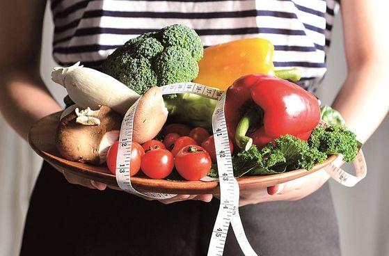 다이어트 식단. [중앙포토]