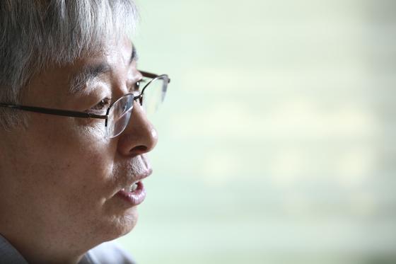 J노믹스르르 설명하는 김현철 청와대 경제보좌관. 김현동 기자