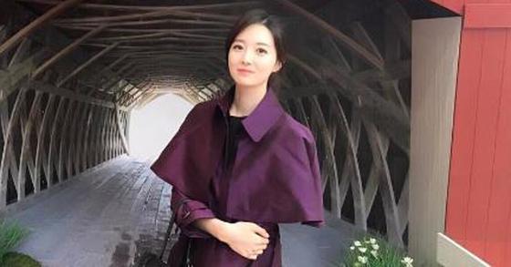 [사진 김소영 아나운서 인스타그램]