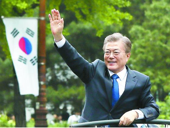 문재인 대통령[연합뉴스]