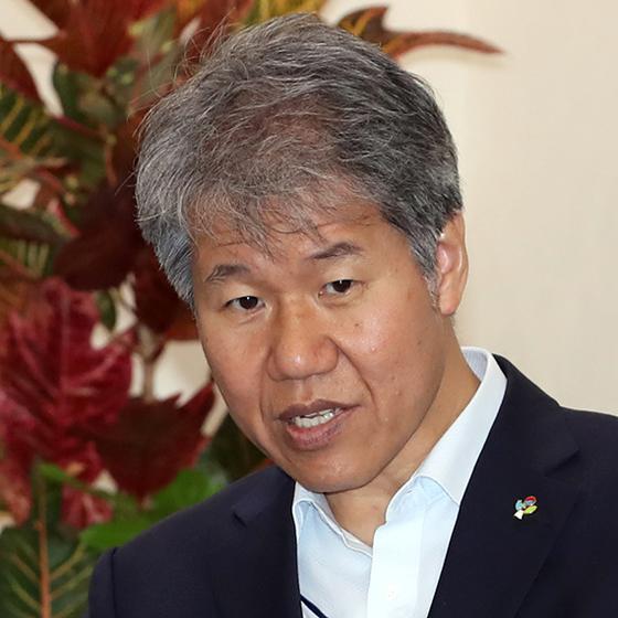 김수현 사회수석