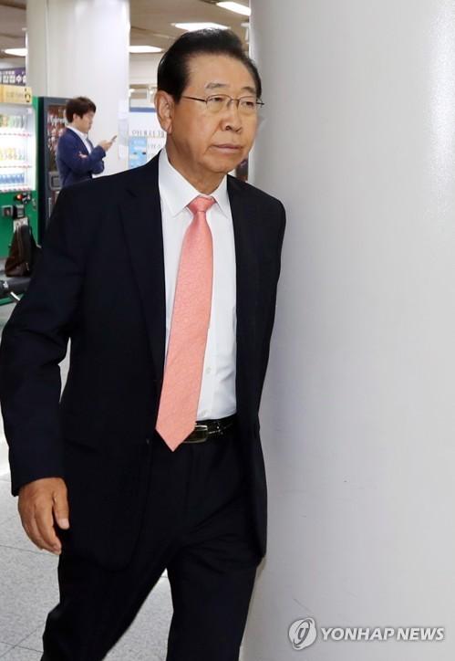 정준양 전 포스코 그룹 회장. [연합뉴스]