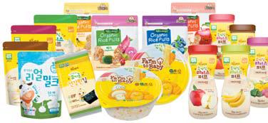 팜투베이비 제품은 영·유아식 규격에 맞춘 9단계의 전문화된 생산 공정에 따라 만들어진다. [사진 팜투베이비]