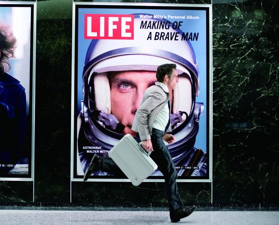 영화 '월터의 상상은 현실이 된다'.[사진제공=이십세기폭스코리아]
