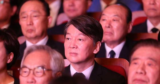 안철수 전 국민의당 대표. [사진 공동취재단]