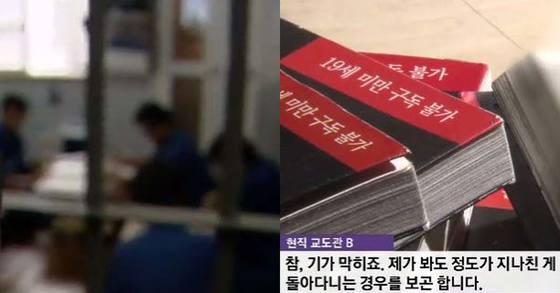 [사진 SBS '나이트라인' 캡처]