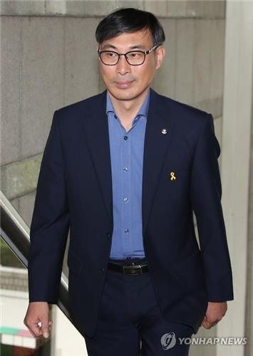 김정훈 전 전교조위원장. [연합뉴스]