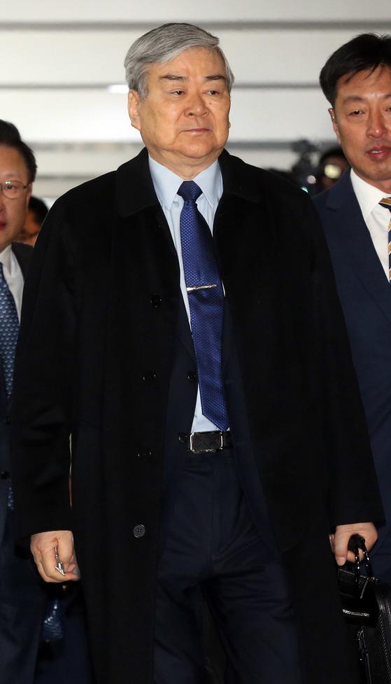 조양호 한진그룹 회장 [중앙포토]