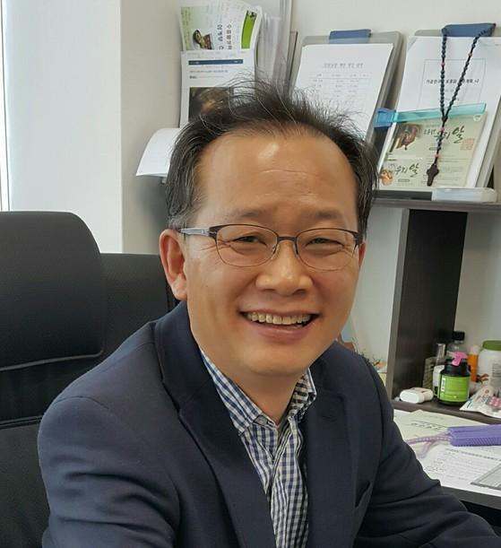 문홍길 국립축산과학원 가금연구소장. [사진 국립축산과학원 가금연구소]