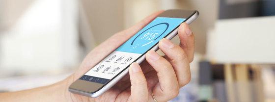 AI가 개인정보를 분석해 신용점수를 매겨주는 'J스코어' 스마트폰 앱. [J스코어 홈페이지]