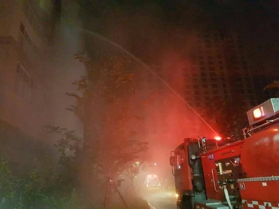 한 아파트에서 발생한 화재. 이 사진은 기사 내용과 무관합니다. [중앙포토]