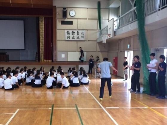 일본에선 학교내 방과후 클럽활동(부카츠/部活)이 교사들의 과도한 업무원인 1순위로 꼽히고 있다. [사진=인터넷 캡쳐]