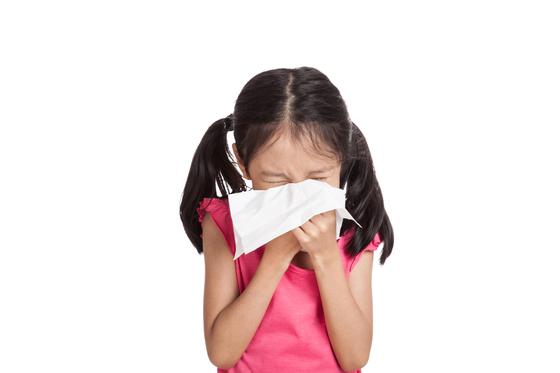 알레르기성 비염 환자.[중앙포토]