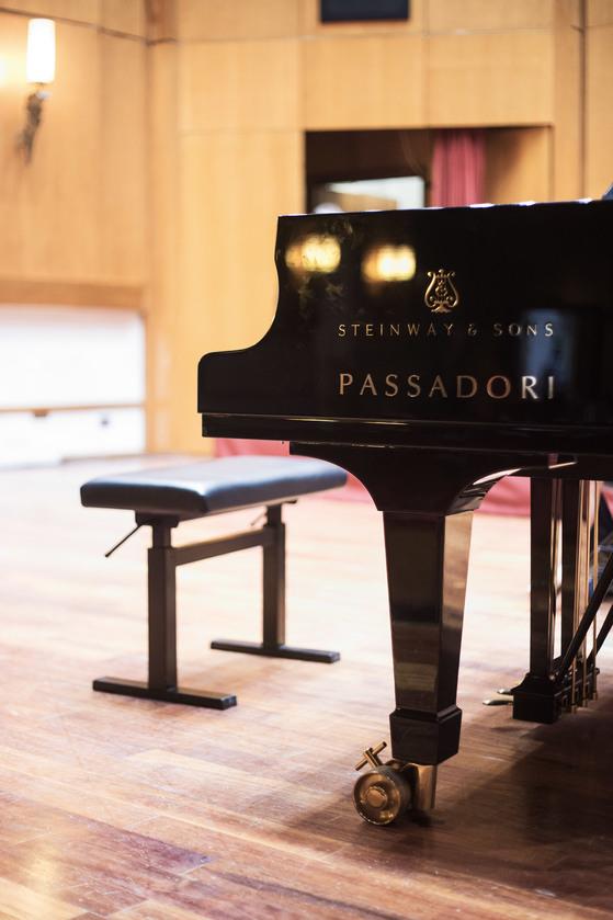 이탈리아 볼차노에서 1949년 시작된 부조니 국제 피아노 콩쿠르. 이탈리아 작곡가 부조니를 기리는 대회다. [사진 부조니 국제 콩쿠르]