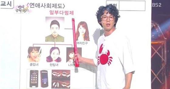 개그맨 신종령. [사진 KBS 2TV '개그콘서트']
