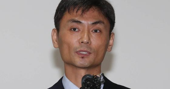 박성진 중소벤처부 장관 후보자. [중앙포토]