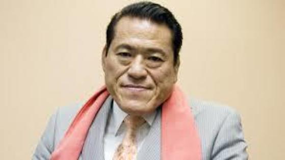 일본 프로레슬링 대부, 안토니오 이노키.[중앙포토]