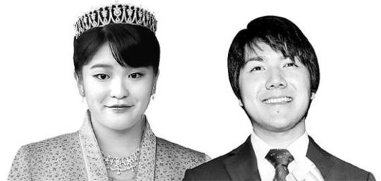 마코(左), 고무로 게이(右)