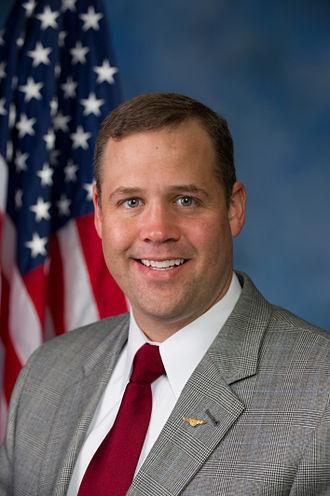 차기 NASA 국장 후보자로 지명된 짐 브리든스타인 하원의원. [사진=위키피디아]