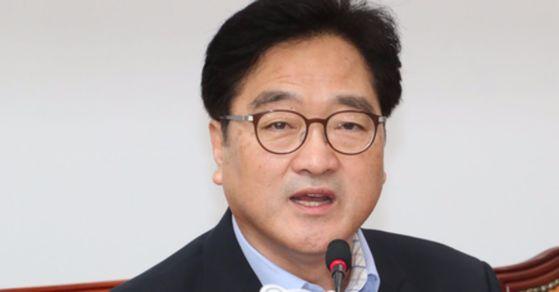 더불어민주당 우원식 원내대표. [사진 연합뉴스]