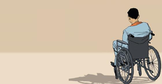 장애인 복지시설을 운영하면서 곰팡이가 핀 음식 등을 먹이며 학대했다는 주장이 제기된 목사 부부가 붙잡혔다. [중앙포토]