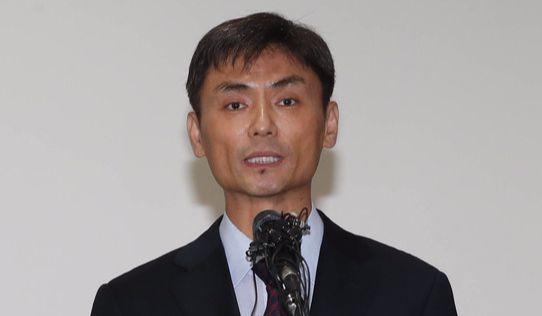 박성진 중소벤처기업부 장관 후보자. 강정현 기자
