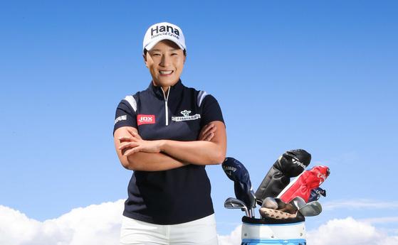 골프여왕 박세리. 은퇴 후 2016년 하계 올림픽에서 대한민국 여자 골프 대표팀 감독으로 선임되어 팀을 이끌었다. [중앙포토]