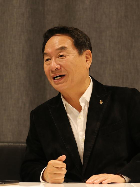 김성일 IPC 집행위원 후보